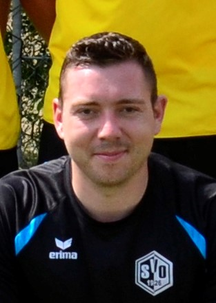 SV Obergriesbach Trainer Niklas Augart