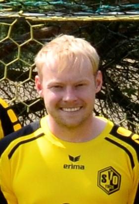 SV Obergriesbach Trainer Maximilian Eisner