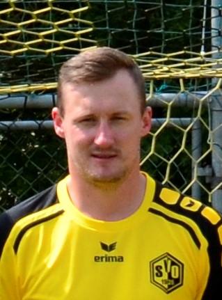 SV Obergriesbach Trainer Sebastian Kinzel