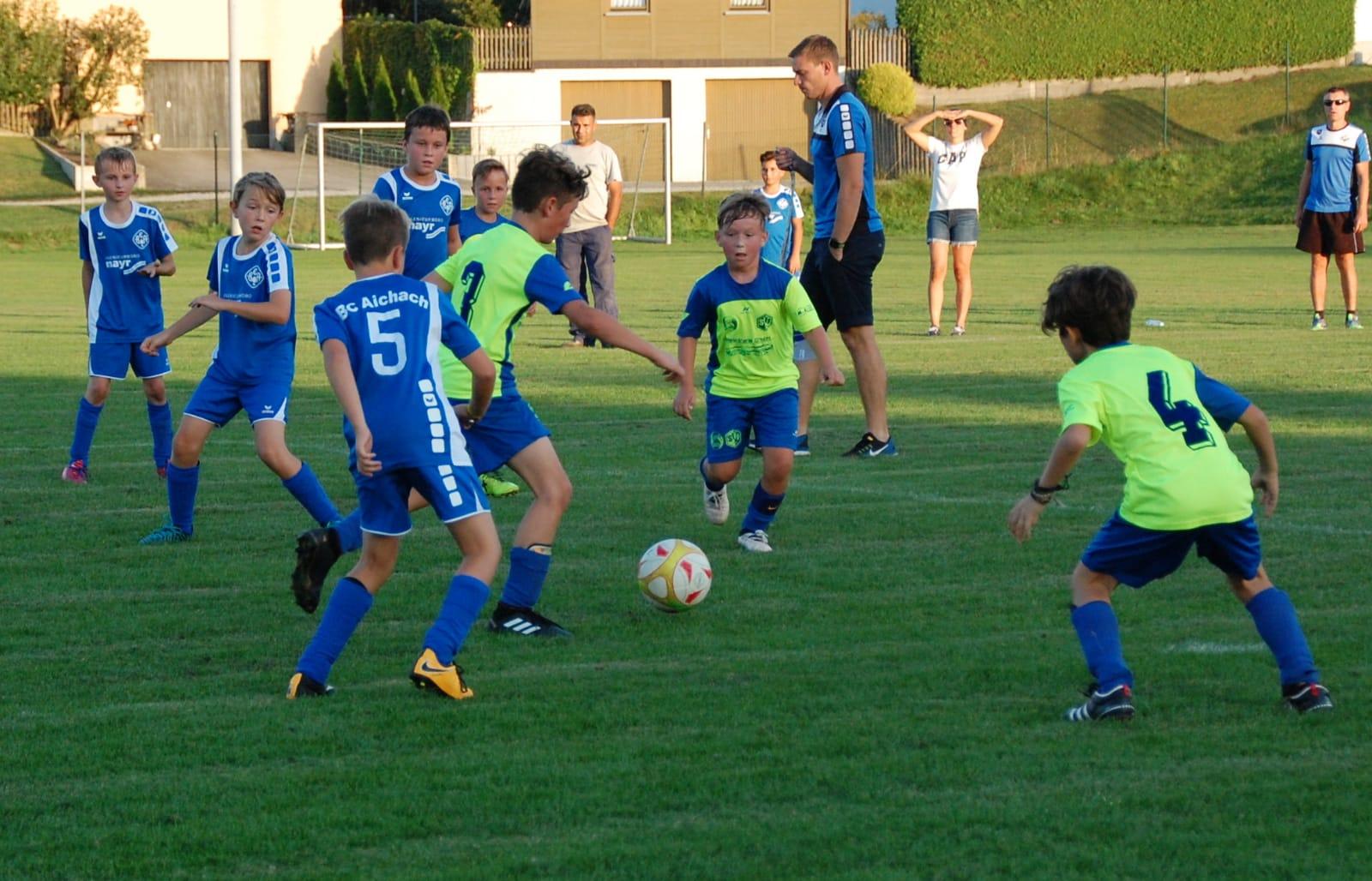 SVO Kleinfeld Fußball