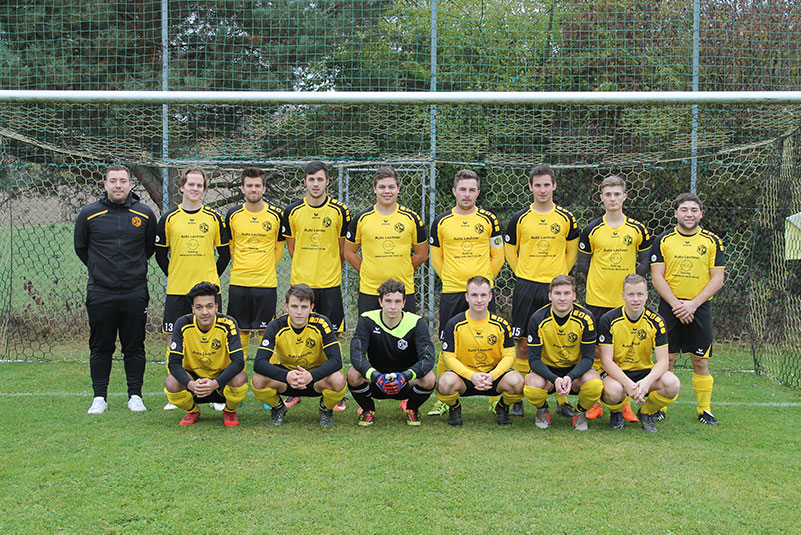 SV Obergriesbach Zweite Mannschaft