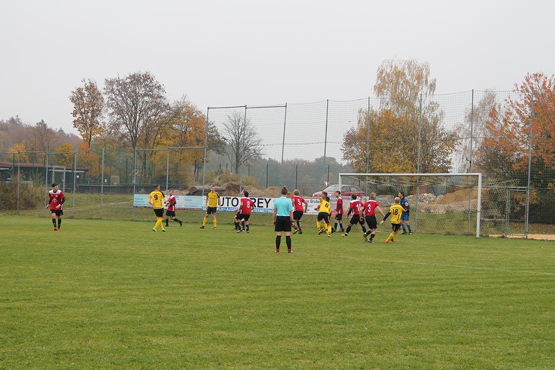 SV Obergriesbach Erste Mannschaft