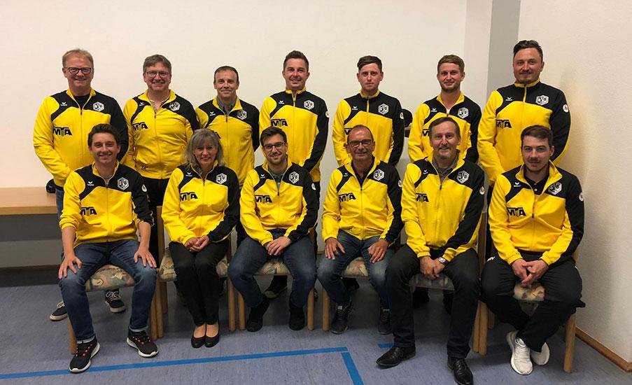 SV Obergriesbach Vereinsleitung Neu 2019